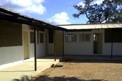 Estaleiro de Obra em Chokwe, Estrada de Moatize - Moçambique