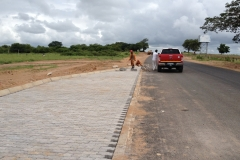 Estrada Chokwe-Moatize - Moçambique