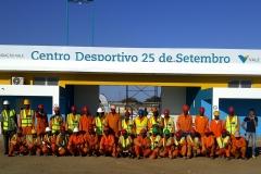 Multidesportivo em Tete - Moçambique